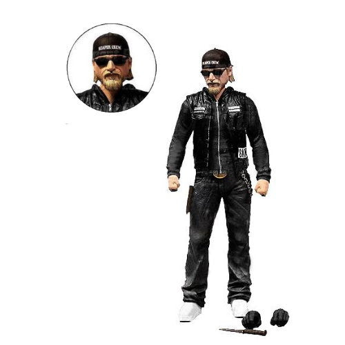 Sons of Anarchy 6-Inch Exclusive Jax Teller Figure from Rare Hunters - Figure
