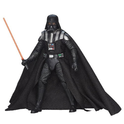 Star Wars Black Darth Vader Figure from Rare Hunters - figure