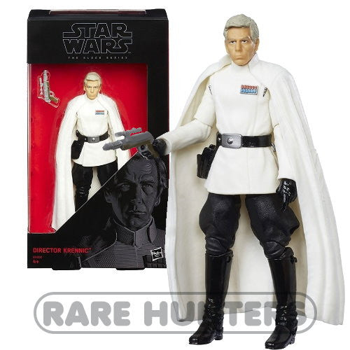 Star Wars Black Director Krennic 6-Inch Figure from Rare Hunters