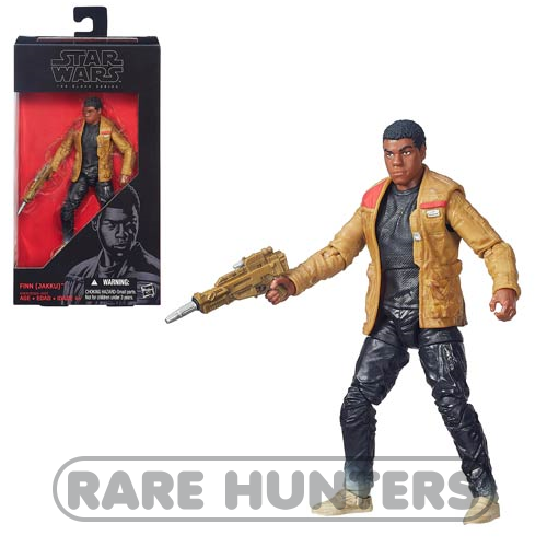 Star Wars Black Finn (Jakku) from Rare Hunters