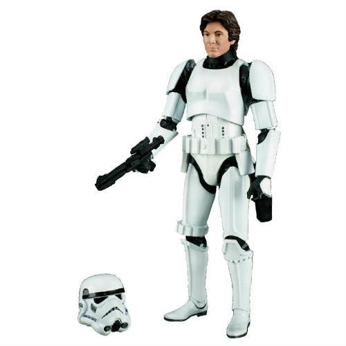 Star Wars Black Han Solo Stormtrooper from Rare Hunters - figure