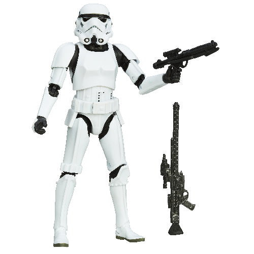 Star Wars Black Stormtrooper from Rare Hunters - figure