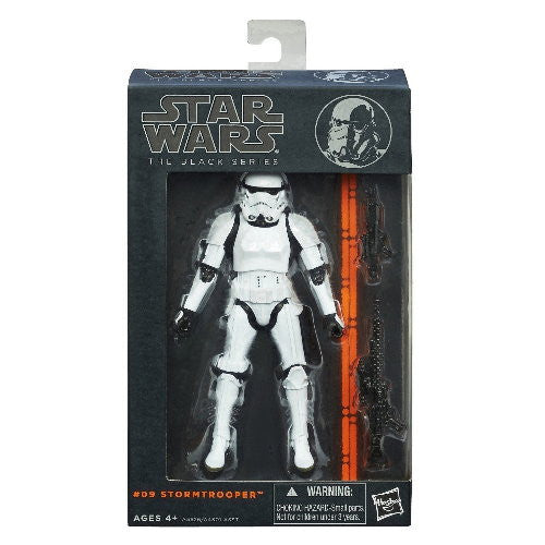 Star Wars Black Stormtrooper from Rare Hunters - packaging