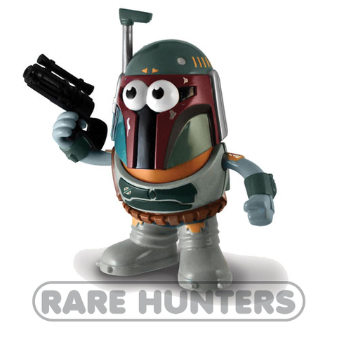 Star Wars Boba Fett Potato Head from Rare Hunters