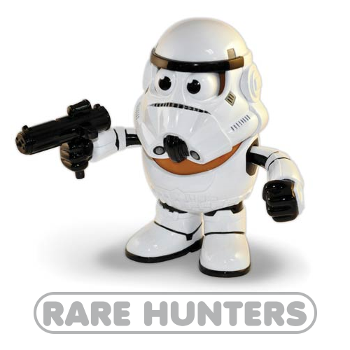 Star Wars Imperial Stormtrooper  Potato Head from Rare Hunters