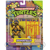 Teenage Mutant Ninja Turtles TMNT Classic 1988 Repro Collection - Retro Figure Don