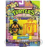 Teenage Mutant Ninja Turtles TMNT Classic 1988 Repro Collection - Retro Figure Leo