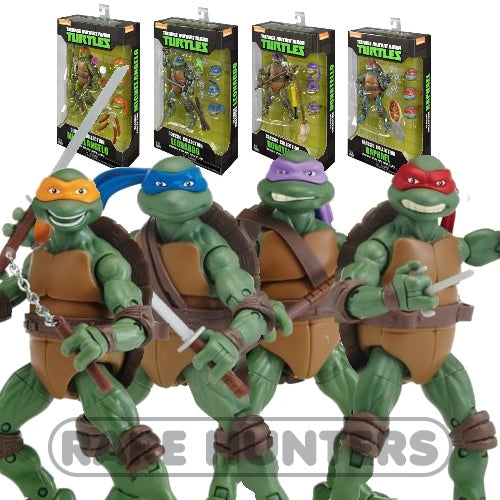 TMNT Classic Collection - Secret of the Ooze 6-Inch Figure Set