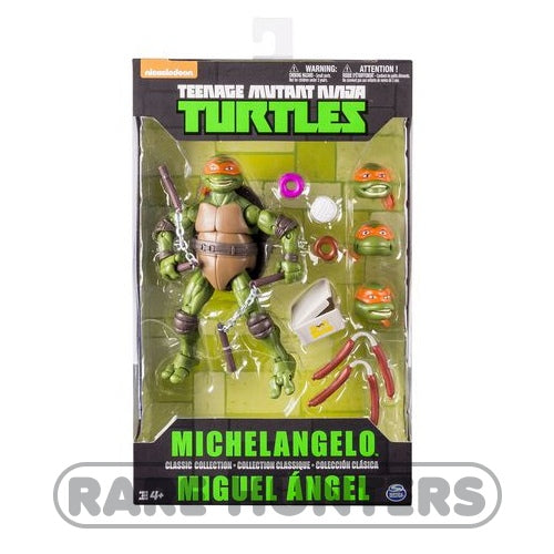 TMNT Classic Collection - Secret of the Ooze 6-Inch Mike