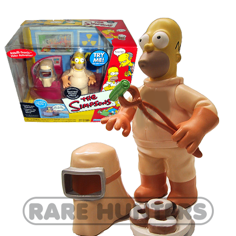 The Simpsons Homer Power Plant Playset from Rare Hunters