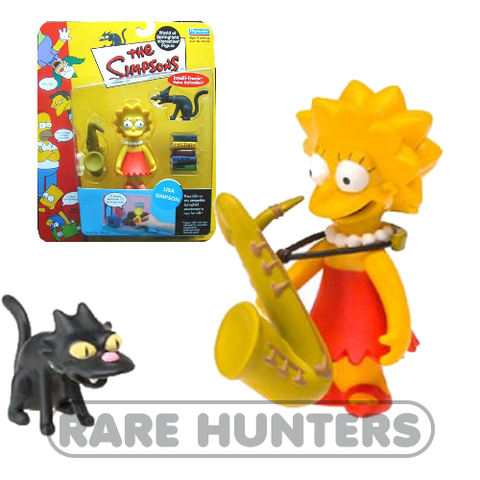 The Simpsons Lisa Simpson from Figure Rare Hunters