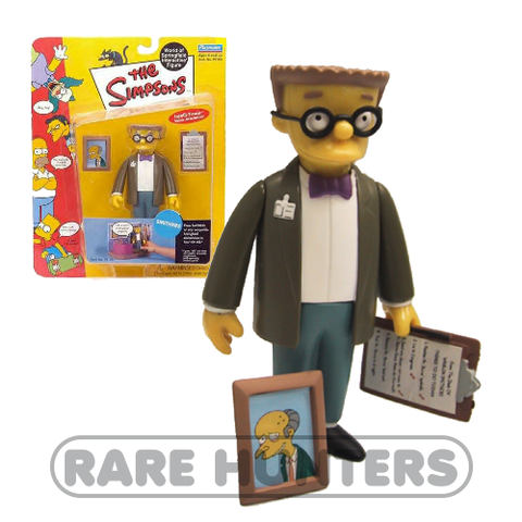 The Simpsons Smithers Figure from Rare Hunters
