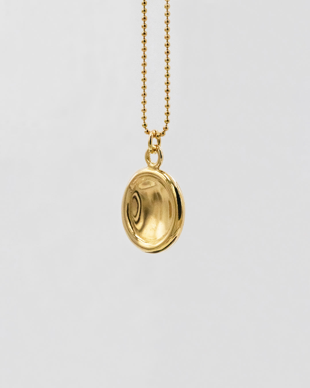IDAMARI Eyja Necklace in 18k Gold Plated Sterling Silver