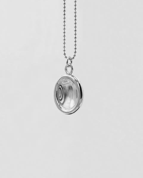 IDAMARI Eyja Necklace in Sterling Silver