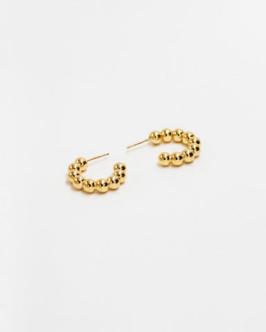 IDAMARI Eyra Earrings in 18k Gold Plated Sterling Silver
