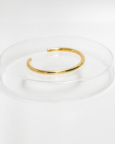 IDAMARI Unni Cuff in 18k Gold Plated Sterling Silver