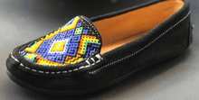 Load image into Gallery viewer, Womens Leather Mexican Variety of Colors Sandals. Huarache, Colorful handmade original