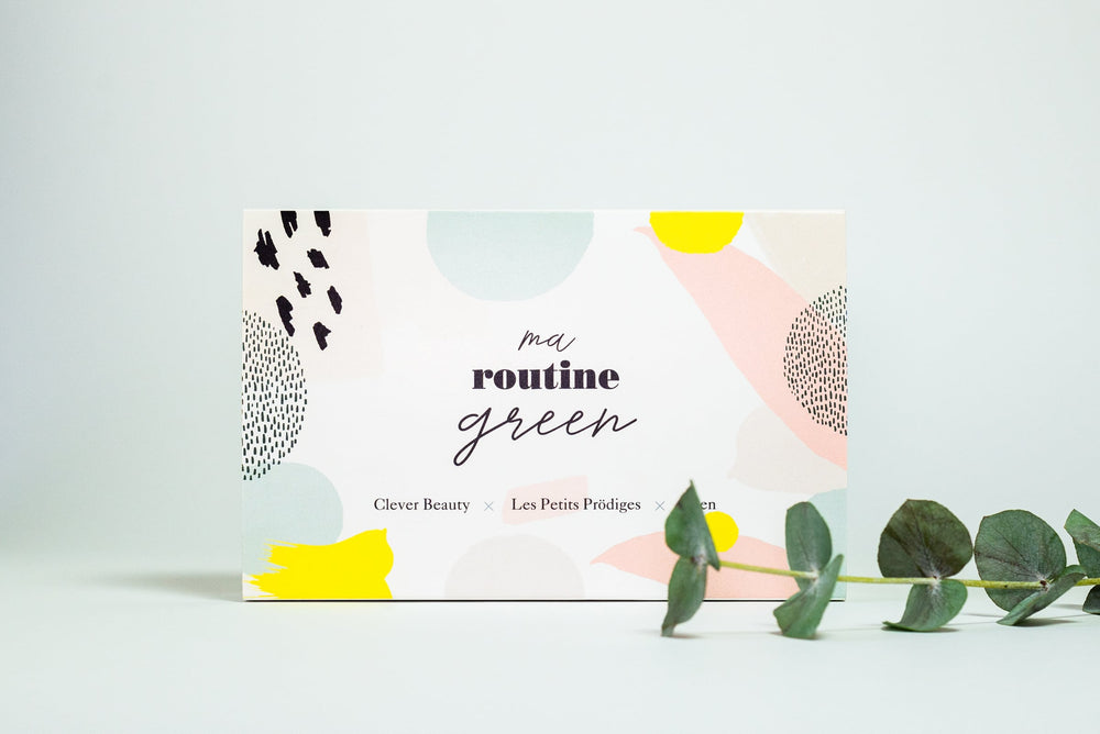 Coffret #Ma routine Green