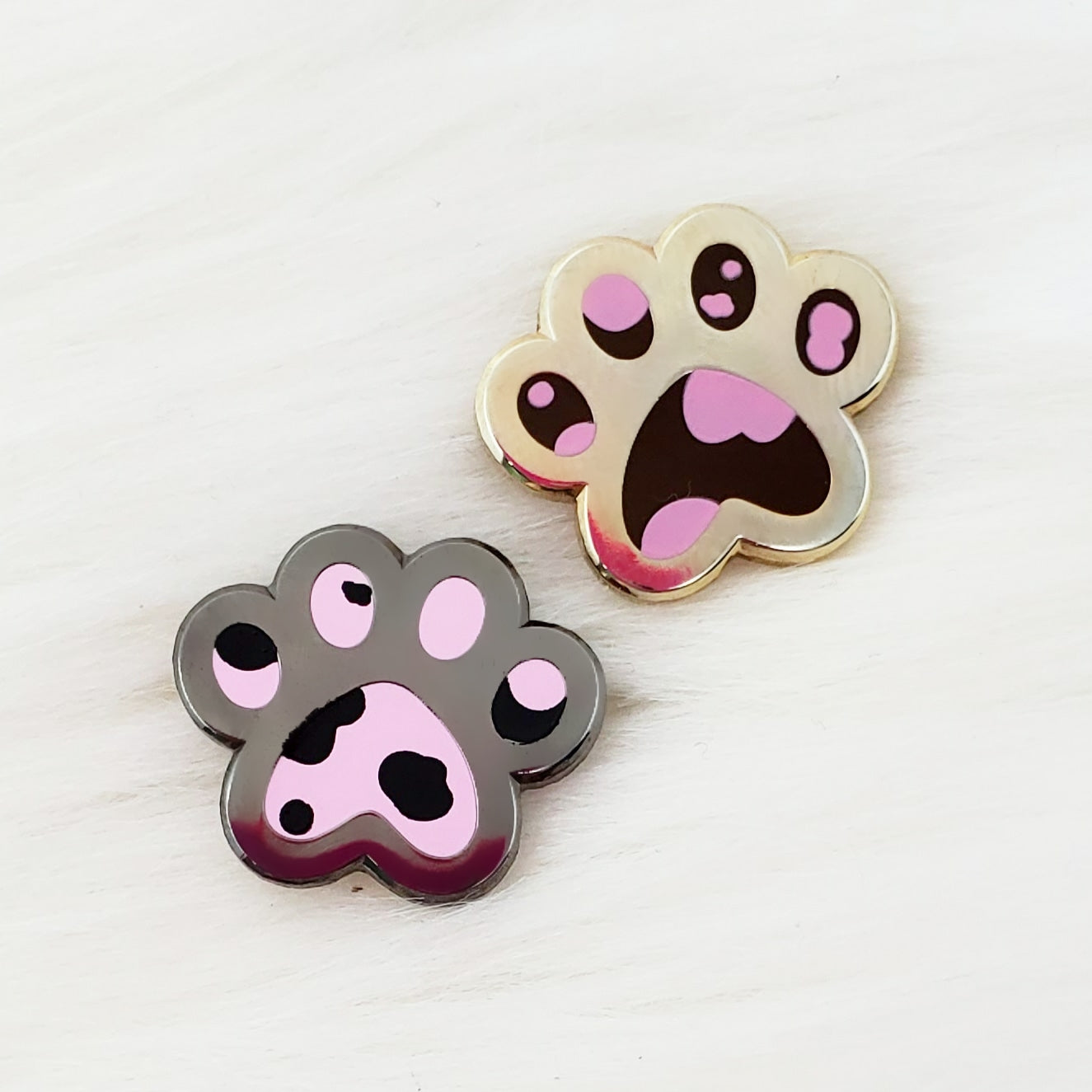 ♡ Lil Paws Board Filler Enamel Pins ♡