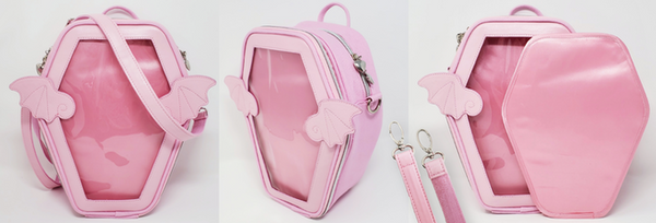♡ Coffin Ita Bag ♡