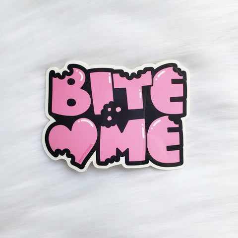♡ Bite Me Sticker ♡