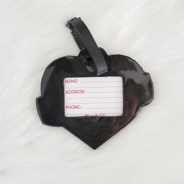 ♡ Don't Touch! Luggage Tag ♡
