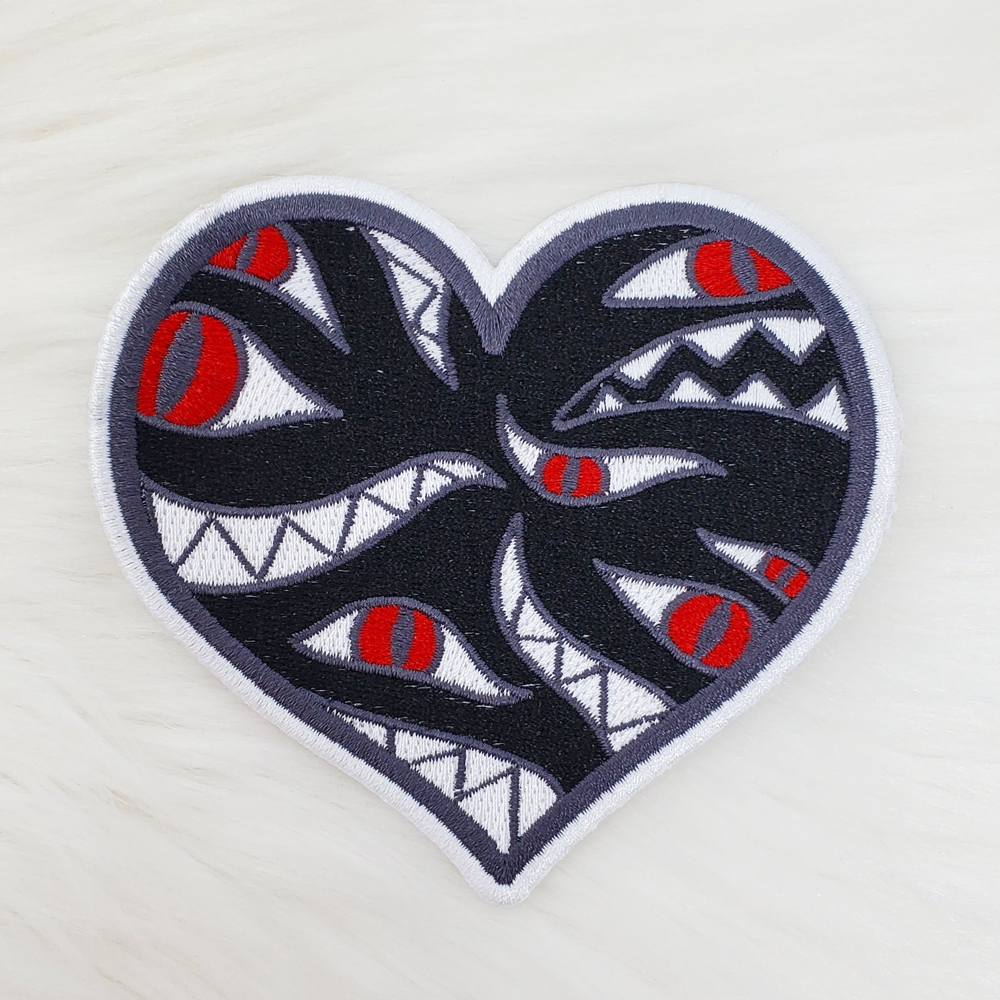♡ Spiral of Truth Iron-On Patch ♡
