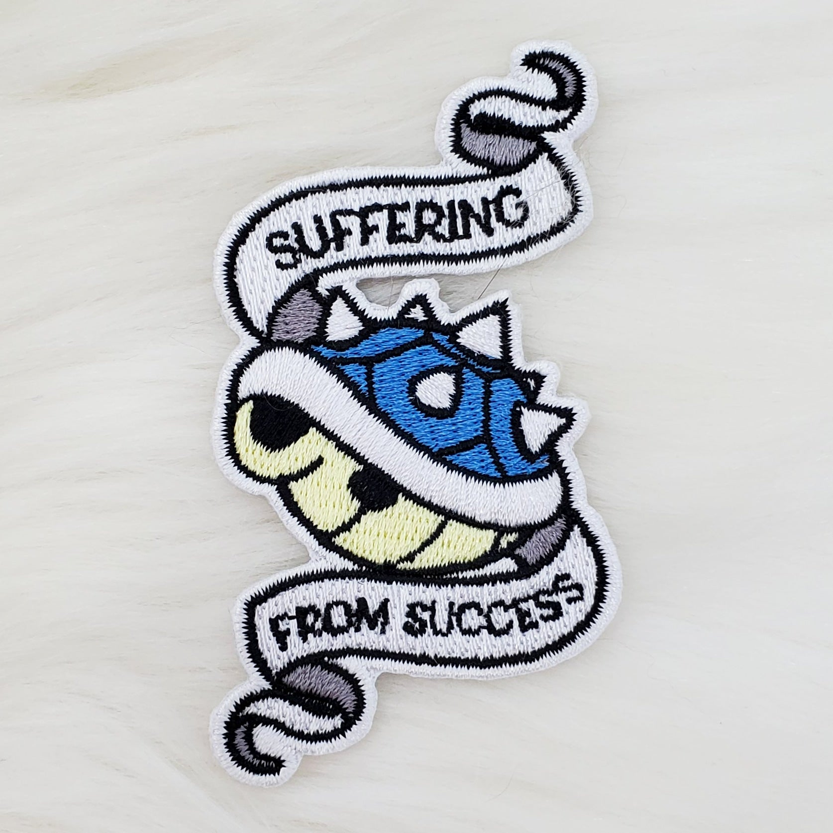 ♡ Suffering from Success Iron-On Patch ♡