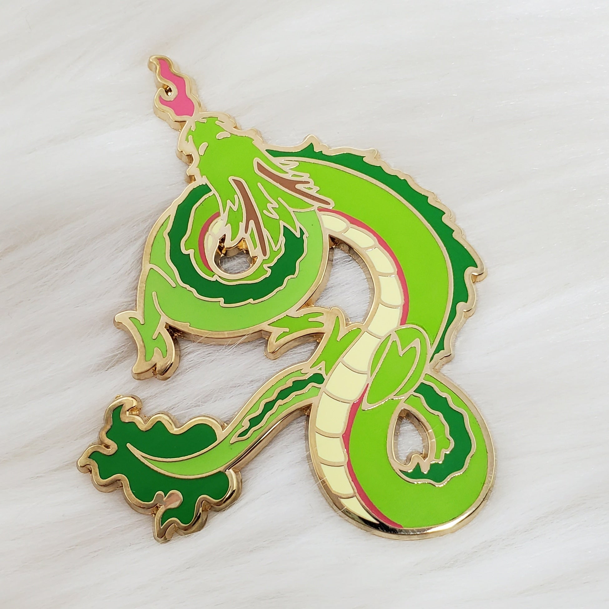 ♡ LIMITED EDITION Dragon Baby Enamel Pin  ♡