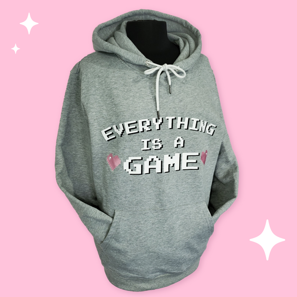 ♡ LIMITED EDITION Everything's a Game Hoodie ♡
