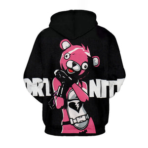 Moletom Fortnite Pink Cuddle