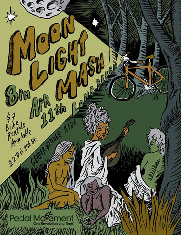 Moonlight Mash April 2017