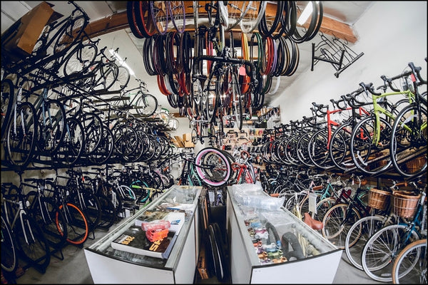 Plenty of Bikes Shop