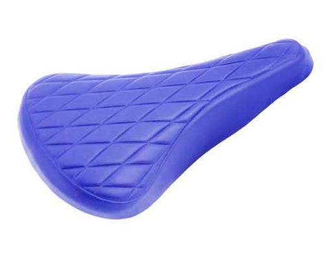Vinyl Diamond Saddle - Asst Colors - Plenty of Bikes