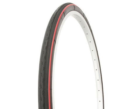 Duro Road Tires - 26 x 1 3/8 - Line - Asst Colors - Plenty of Bikes