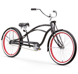 Firmstrong Urban Deluxe Single Speed Men's Stretch Cruiser - Plenty of Bikes