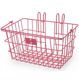 Retrospec Apollo-Lite Lift Off Wire Rectangle Basket