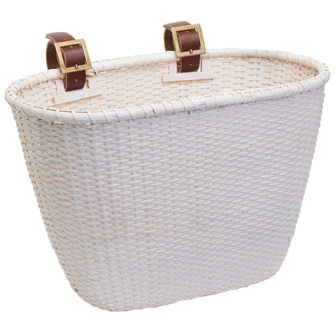 Retrospec Dreamcatcher Handwoven Cane Basket