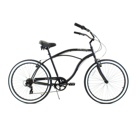ZF Bikes Classic 7-Speed Mens - Plenty of Bikes