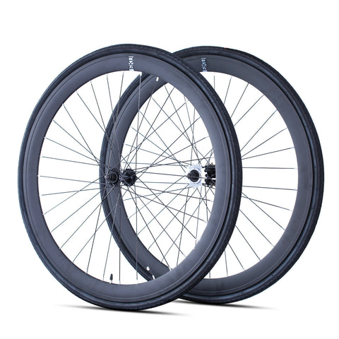 6KU Flip Flop Single Speed Wheelset - Plenty of Bikes