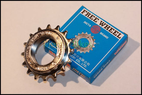 Dicta Single Speed Freewheel - Plenty of Bikes