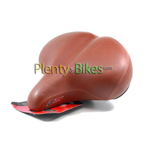 Endzone Wide Cruiser Saddle w/ Springs - Plenty of Bikes