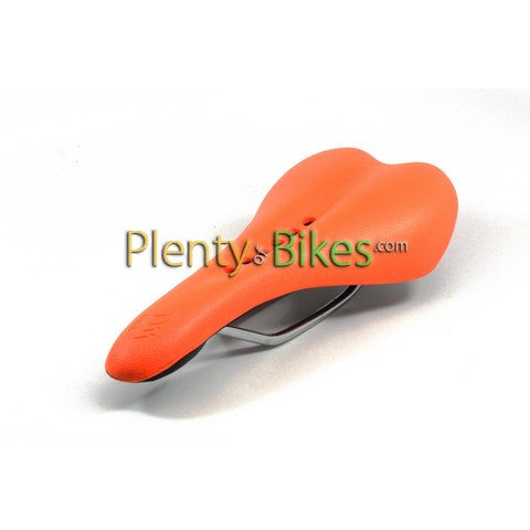 McSelle Foam Slotted Racing Saddle - Plenty of Bikes