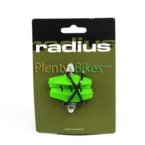 Radius Road Brake Pads - Plenty of Bikes