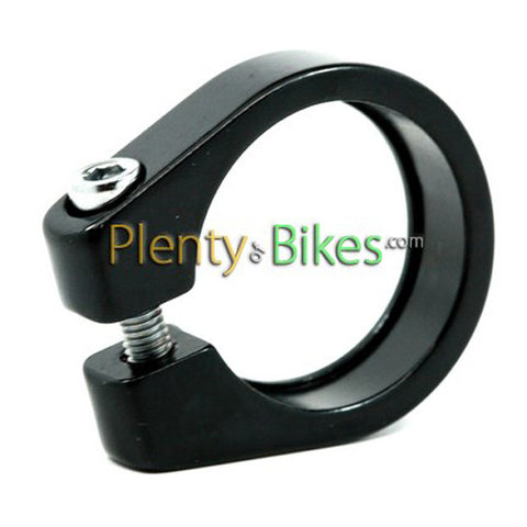 27.2mm Alloy Seatpost Collar - Plenty of Bikes