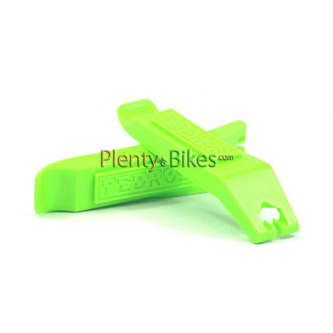 Pedros Tire Levers 2pc - Plastic - Plenty of Bikes