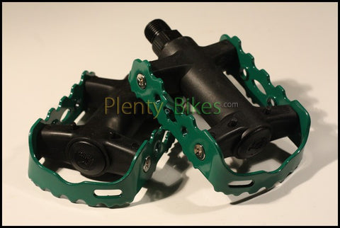 Steel/Plastic Pedals - Plenty of Bikes