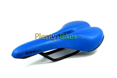 Cionlli Vented Saddle - Plenty of Bikes