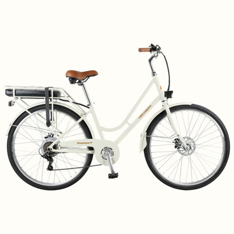 Retrospec Beaumont Rev Step Thru E-Bike