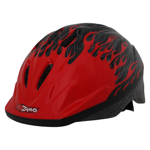 Kidzamo Flame Helmet - Plenty of Bikes
